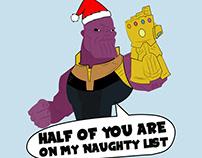 Thanos naughty list