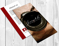 Jocath Photography Brochures