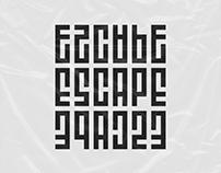 Escape Typeface