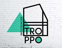 Troppo Architects Branding