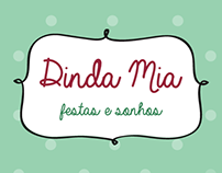 Logo Dinda Mia