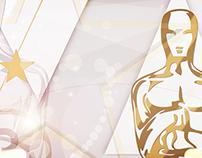 Oscars 2015 Branding / BBC News