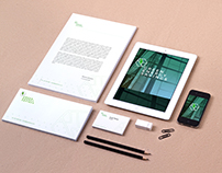 GES Green Energy Savings - Corporate Identity