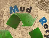 Mud Recycling business card
