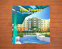 The Towers at Knights Plaza Booklet Brochure