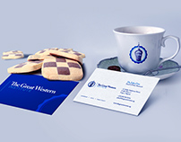 Great Western Institute Branding