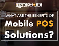 What are the benefits of mobile POS solutions?