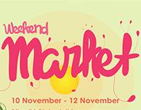 Weekend Market Poster