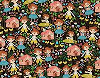 Hansel & Gretel pattern