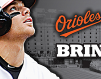 Baltimore Orioles 2015 Billboard Series