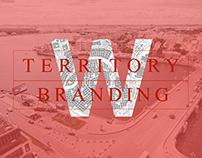 TERRITIRY BRANDING | Identity
