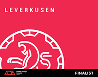 Leverkusen - Corporate Identity and Branding