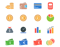 FREE BUSINESS VECTOR ICON SET