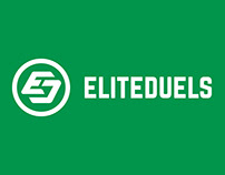 EliteDuels Rebranding & Website Design