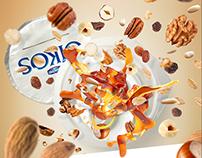 Danone Oikos new Flavours