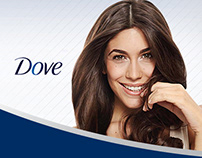 Home hair therapy - Dove Unilever
