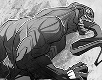 Inktober 2015: Venom