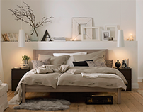 Bedrooms for IKEA