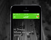 Netlift - Carpooling and commuting app