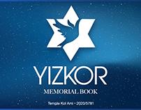 Virtual Memorial Book