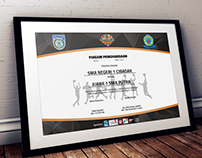 BCS Certificate Design