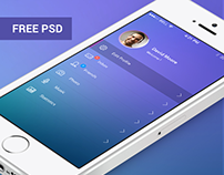 Olivia Personal Contact list Apps FREE PSD