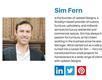 Sim Fern: Client Spotlight, Bond Collective