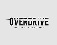 Overdrive party logos