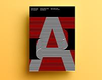 Poster by Xavier Esclusa Trias A / Twopots Design