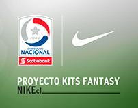 Kits Fantasy NIKEcl