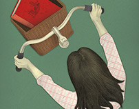 Illustrations for The New Yorker