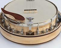 Shackleton Bluegrass Banjo Mk2