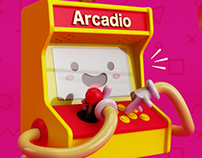 Arcadio 3000