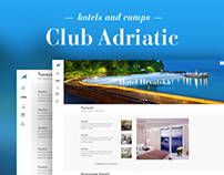 Club Adriatic - hotels and camps