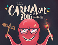 Carnaval Toulouse 2016