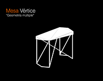   Mesa Vértice  