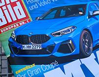 BMW 2-Series GranCoupé - Aug 2019 - Larson/AutoBild