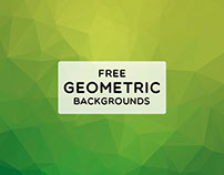 3 Free 8K Geometric Backgrounds