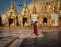 Shwedagon Pagoda Snaps
