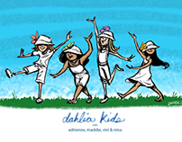 Dahlia kids