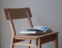 the Lagom chair