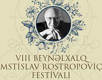 VIII Mstislav Rostropovich Festival
