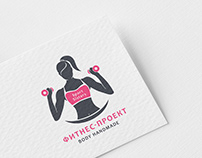 Logo • Fitness Project