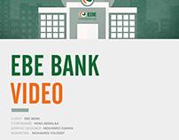 EBE Bank | Animation
