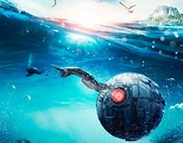 Alien Underwater