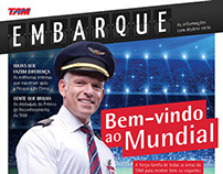 Revista TAM Embarque