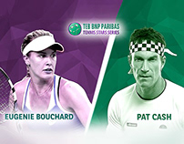 Teb Tennis Stars Series - 2016