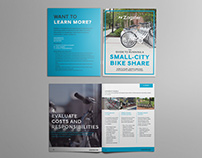 Zagster Bike Share: B2B Content Booklets