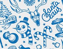 HO HO HO! (Christmas Card 2015)