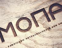 Mona · Branding